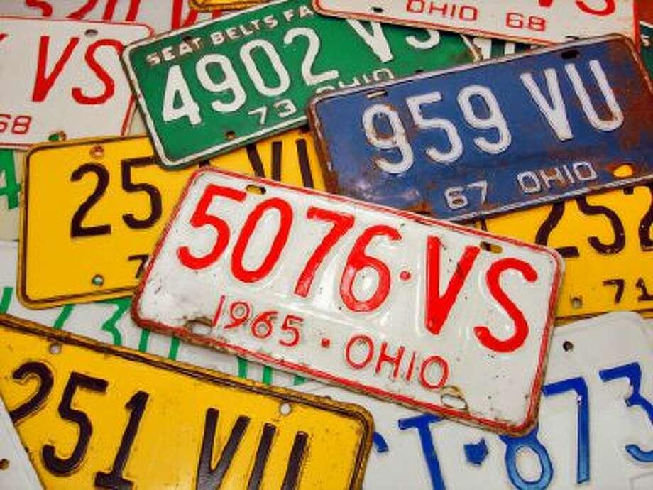 Ohio Plates Photo: Getty Images/iStockphoto / iStockphoto