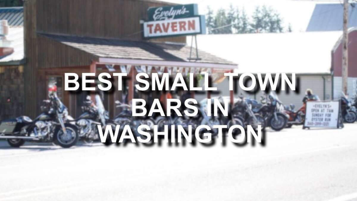 Do you ever just need a place to pull over and knock back a pint?We collected suggestions from staffers and readers alike to compile this guide to the best small-town bars of Washington. They range from dives to sports bars to breweries to the more upscale, but they are destinations where locals hang out and visitors get a flavor of the town.Have we missed your favorite? Let us know.