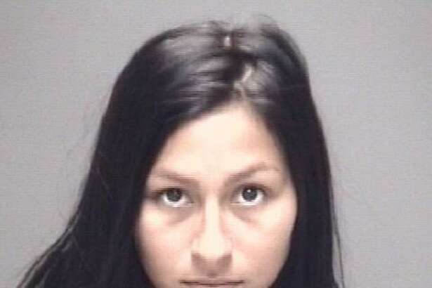 Cristina Isabel Rios, 19, is charged with organized retail theft in Galveston County after an alleged shoplifting incident on Sunday, July 23 at the Tanger Outlet Mall in Texas City.