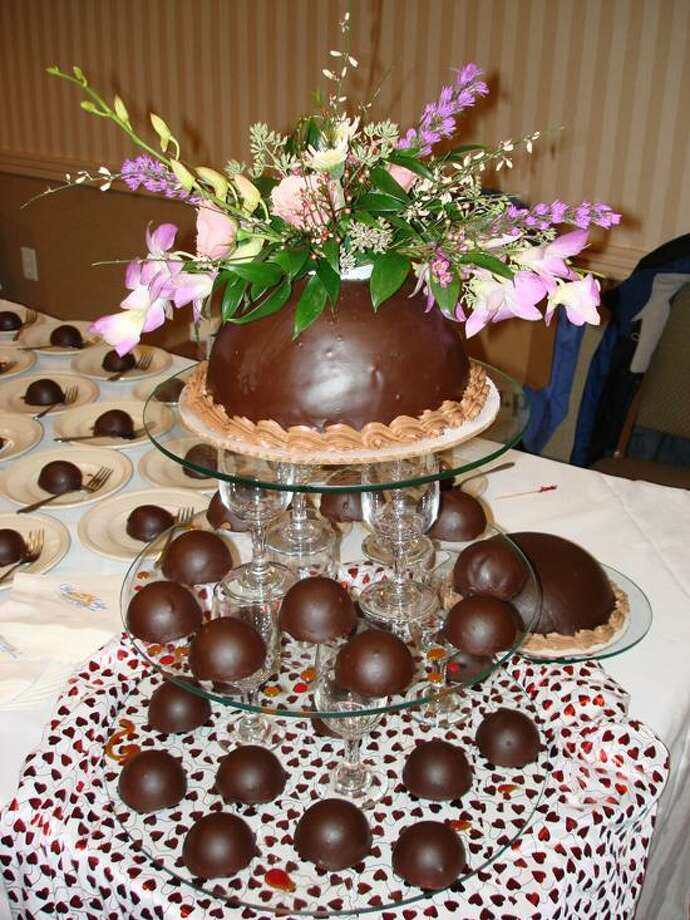 Photo courtesy of Chocolate to the Rescue: At the Water's Edge in Westbrook, it's Chocolate to the Rescue on Sunday.