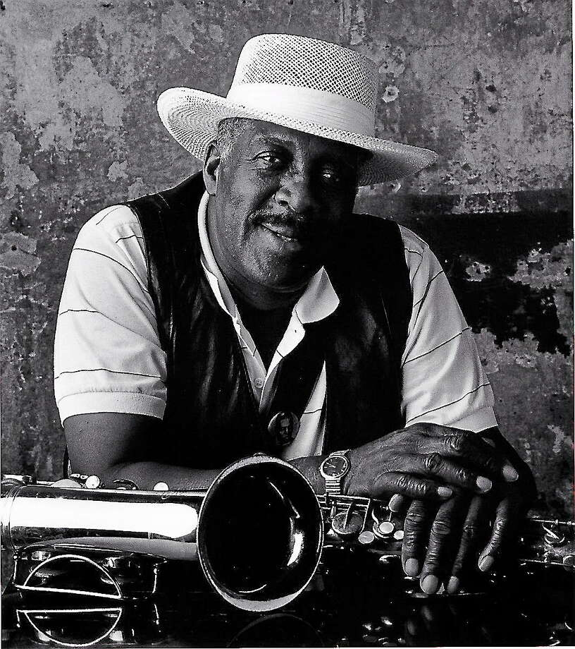 Saxman Eddie Shaw is bringing the Wolf Gang. Photo: CONTRIBUTED PHOTO