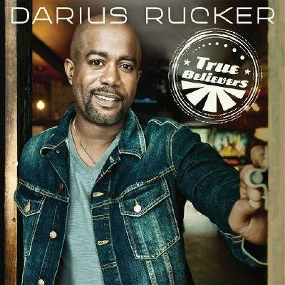 """This CD cover image released by Capitol Nashville shows """"True Believers,"""" by Darius Rucker. Photo: AP / Capitol Nashville"""