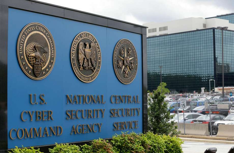 This June 6, 213 file photo shows the sign outside the National Security Agency (NSA) campus in Fort Meade, Md. Photo: AP Photo/File / AP
