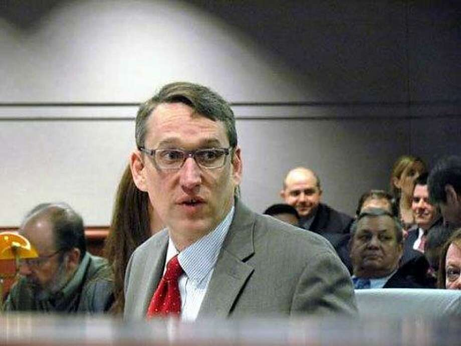 Malloy Budget Director Ben Barnes. CTNewsJunkie file photo