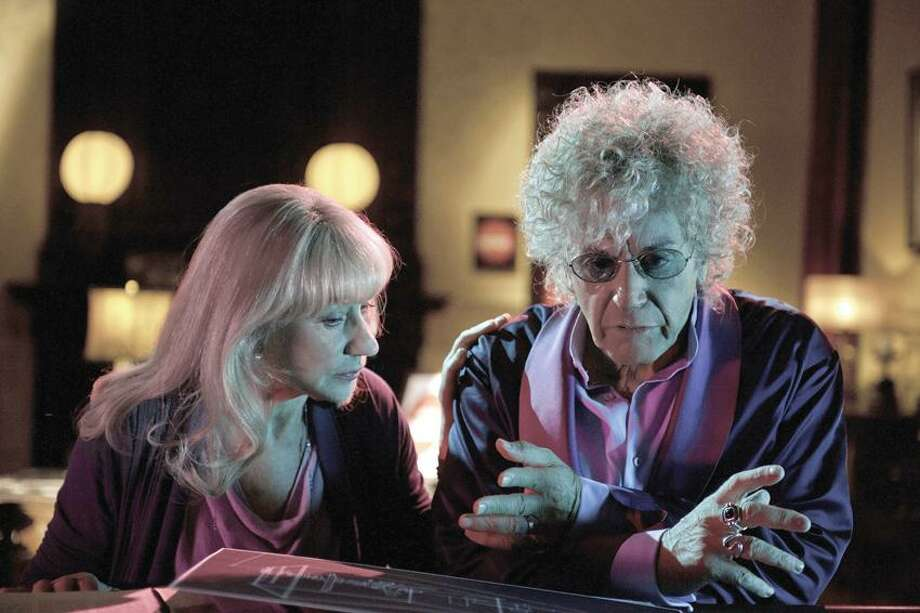 """Phillip V. Caruso photo: Helen Mirren plays defense attorney Linda Kenney Baden and Al Pacino is her client in David Mamet's """"Phil Spector"""" at 9 p.m. Sunday on HBO. / Phillip Caruso@            2011"""