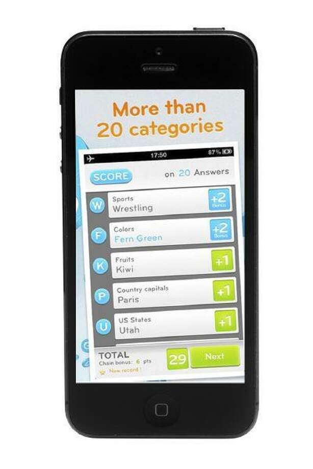 The 94 Seconds app offers quiz games that tickle your brain, briefly. Photo: The Washington Post / The Washington Post