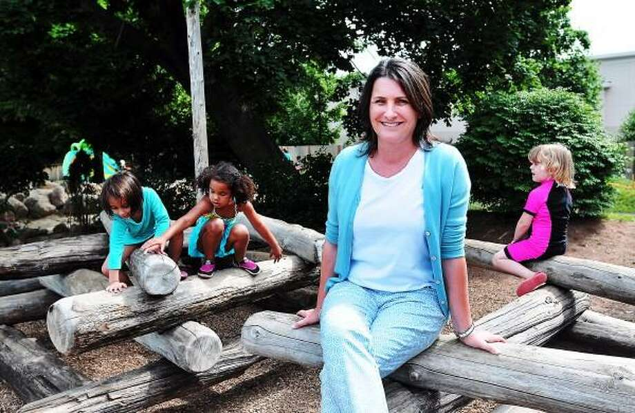 "Amy Small, director of the Alphabet Academy daycare center in Hamden, will be opening a new daycare at Yale later this summer. Peter Casolino/New Haven Register <a href=""mailto:pcasolino@newhavenregister.com"">pcasolino@newhavenregister.com</a>"