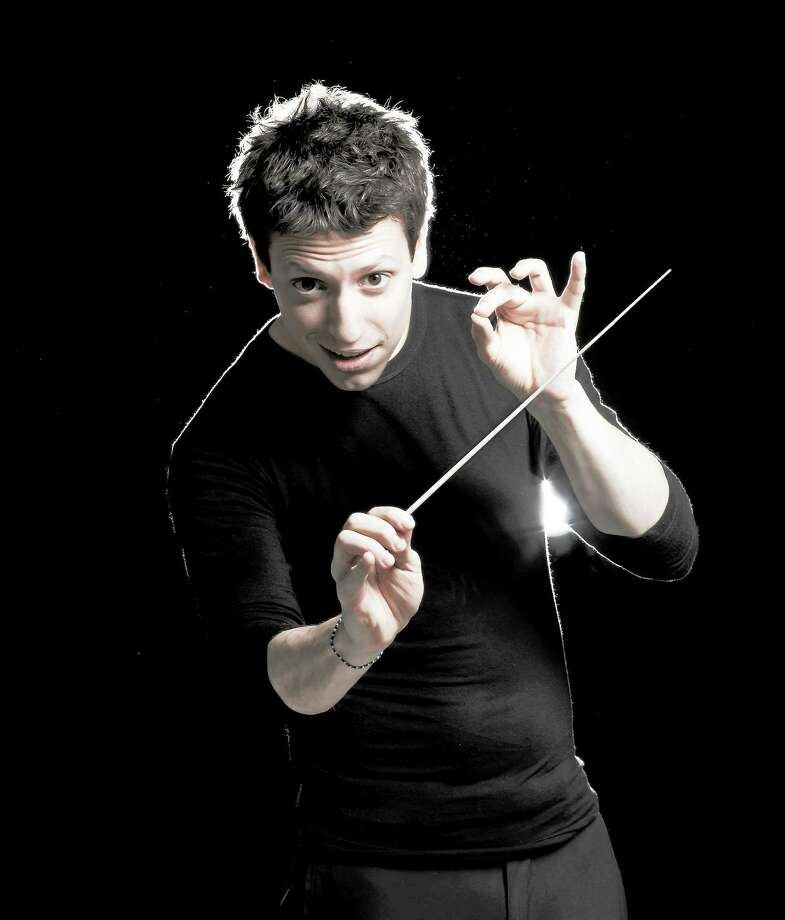 The RiteNow Project was conceived by conductor Paolo Bortolameolli. Photo: Michiko Tierney