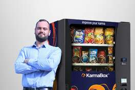 KarmaBoxes, which are owned and operated by local entrepreneurs, sell items such as low calorie beverages, coconut water, sport bars, turkey jerky, nuts and berries. They also offer products such as beeswax lip balm and sunscreens.