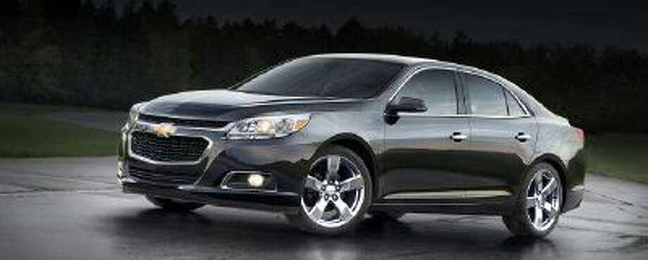 The 2014 Chevrolet Malibu Respects The Driving Needs And The Incomes Of The  Middle Class.