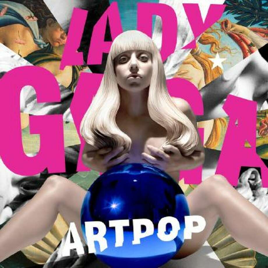 "The multi-platinum-selling pop diva's third album, ""Artpop,"" went up without warning on iTunes after a trickle of leaks in recent days on the Internet."
