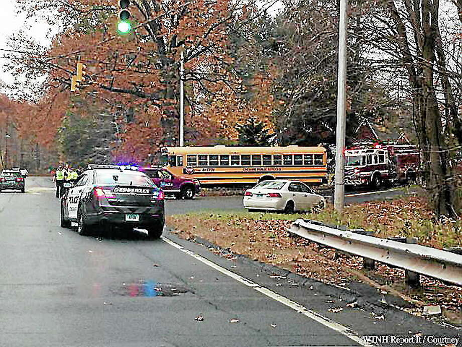 Photo courtesy WTNH/Report It Photo: Journal Register Co.