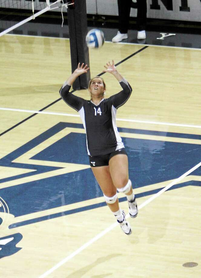 Yale's Kendall Polan is looking win Ivy League Player of the Year laurels for the third straight season. Photo: Photo Courtesy Of Yale Athletics