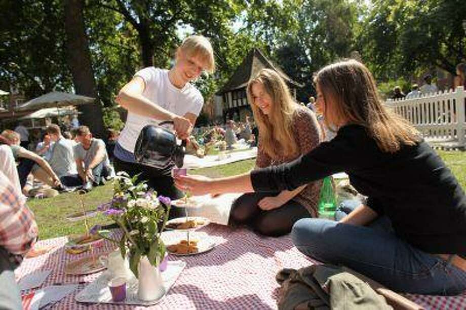 """Annie Bell, author of """"The Picnic Cookbook,"""" has put together a list of 10 things your picnic shouldn't be without. Photo: Getty Images / 2011 Getty Images"""