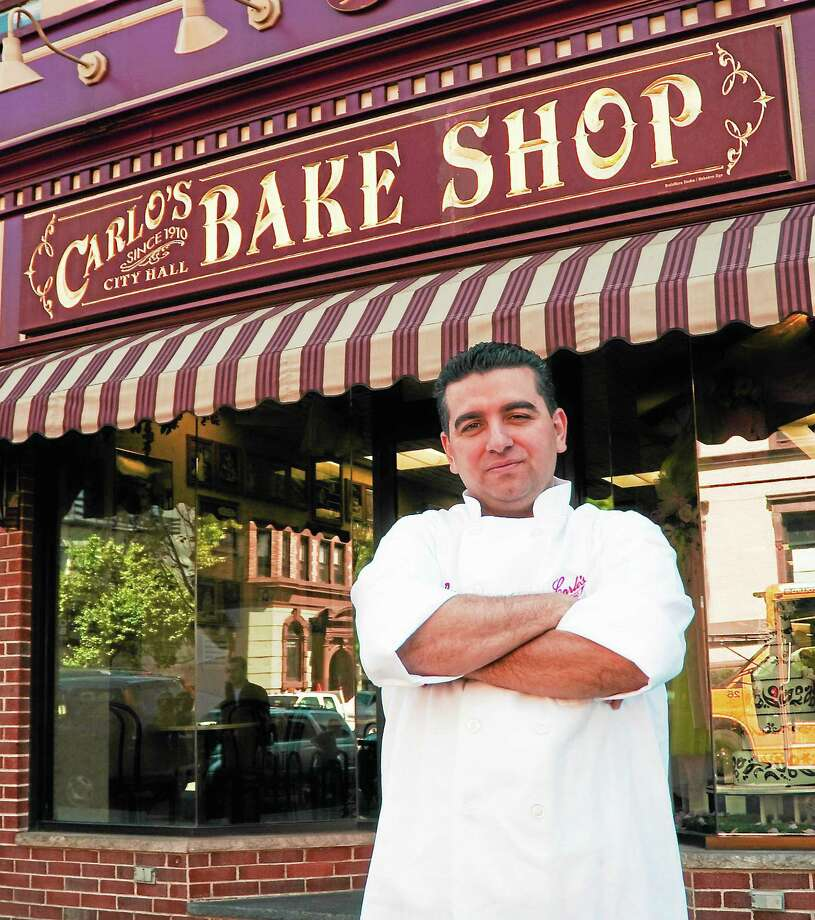 The Cake Boss Buddy Valastro will answer audience questions tonight at Southern Connecticut State University. Photo: TLC   / John Gallino 2009