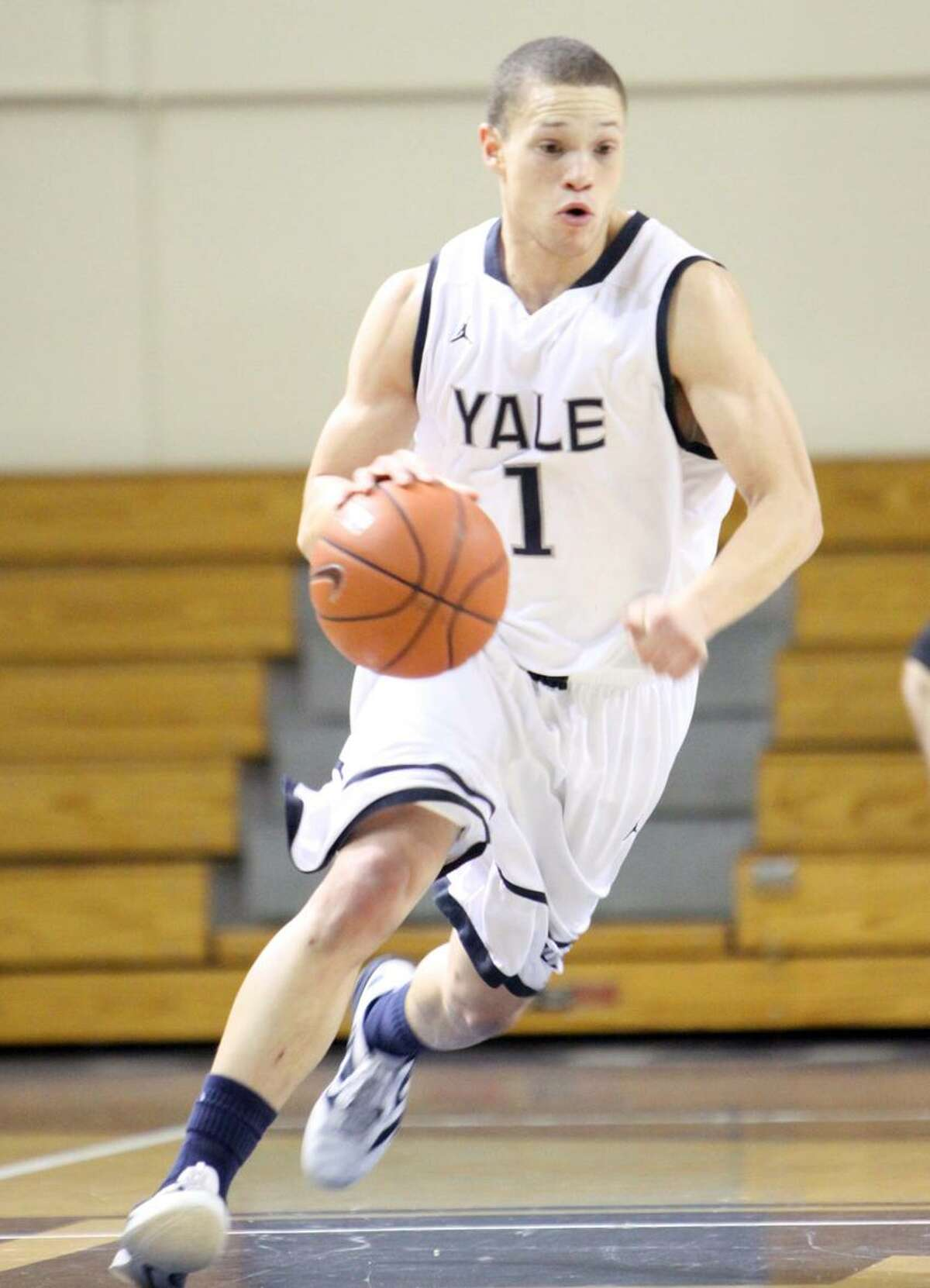 Yale's Austin Morgan. (Submitted photo)
