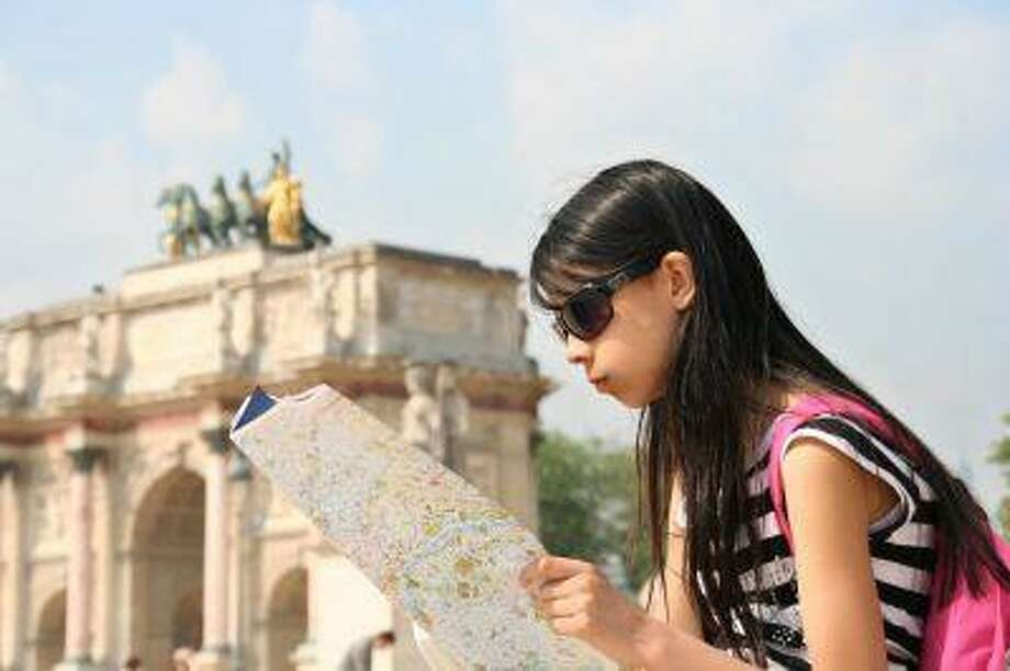 The number of Asian tourists visiting France grew at a rate of 9.9 percent in 2012. (Shutterstock)