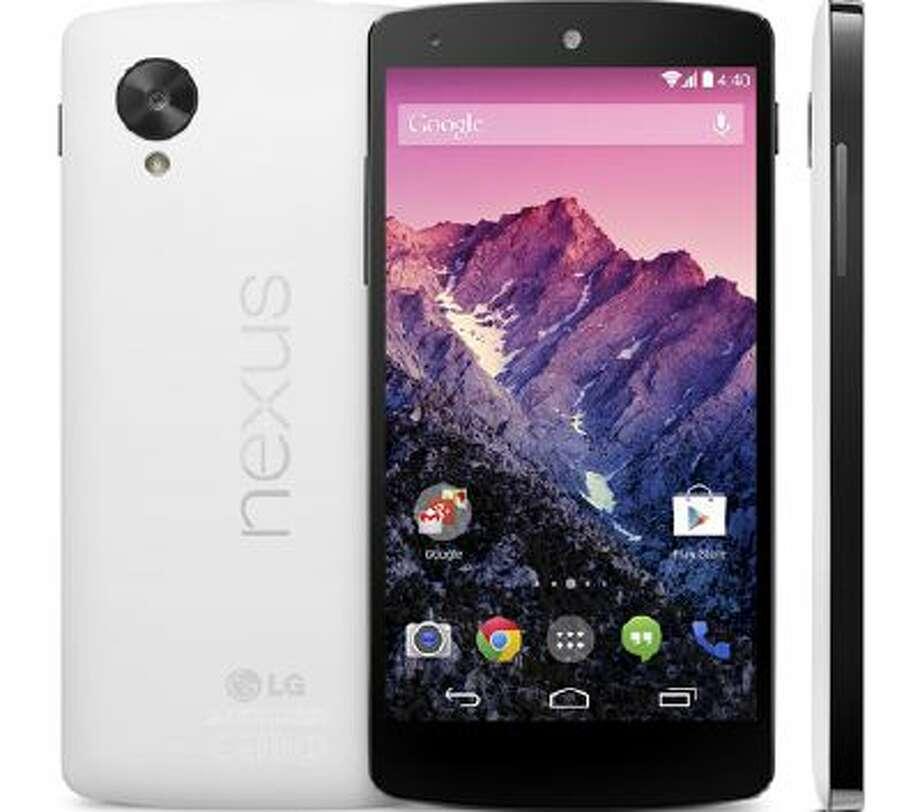 The new Google Nexus 5