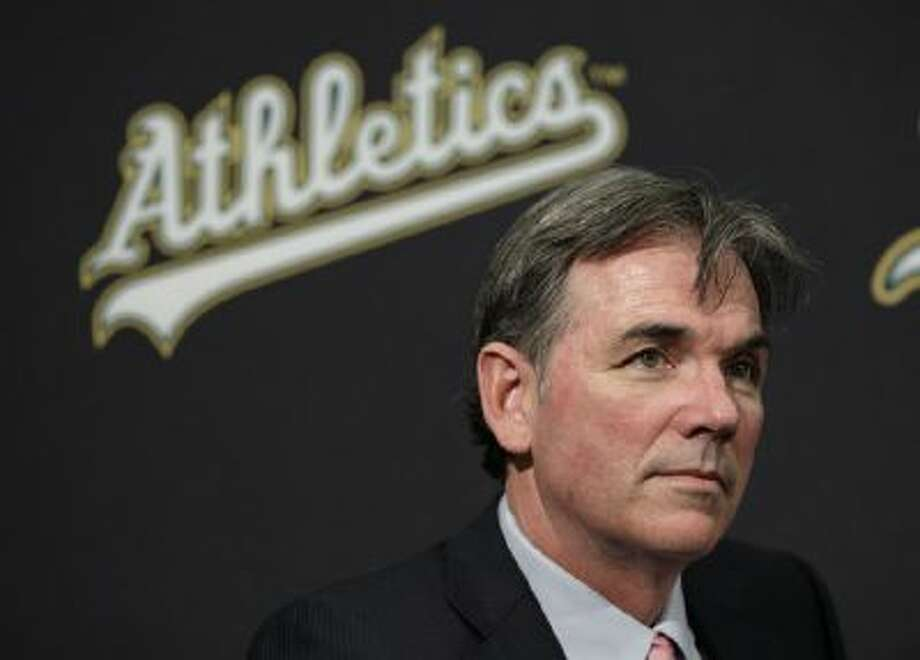 Oakland A's general manager Billy Beane shares a family tree with some impressive company.