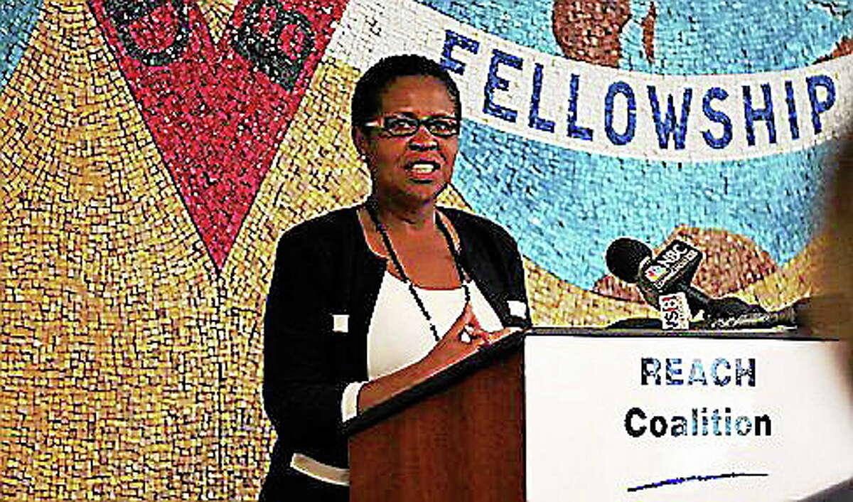 Public Health Commissioner Jewel Mullen