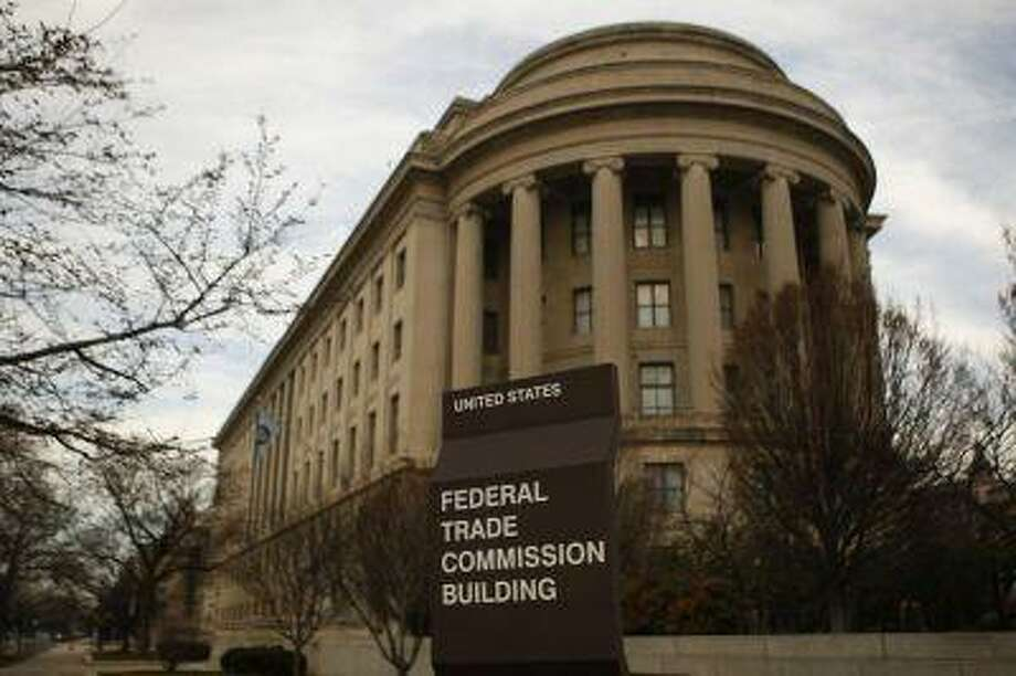 The Federal Trade Commission building is seen in Washington on March 4, 2012. / X00044