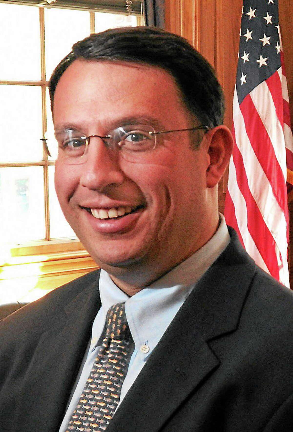 Mayor Ben Blake
