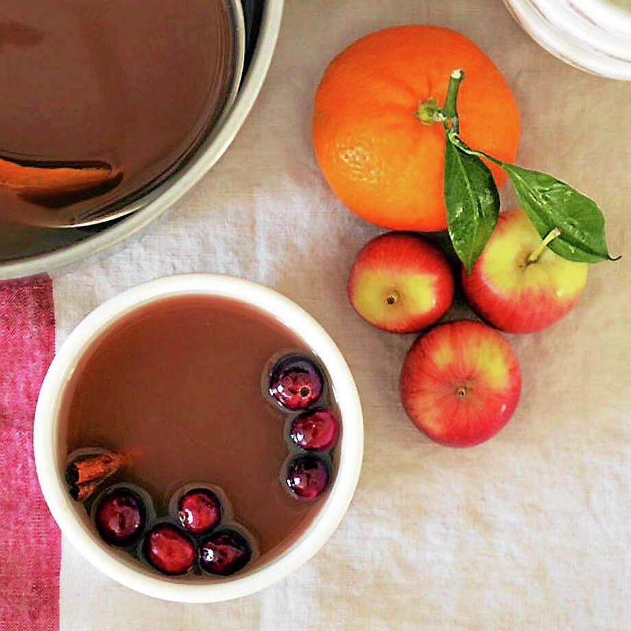 Mulled Cranberry Apple Cider. Photo: Emily Ho/TheKitchn.com