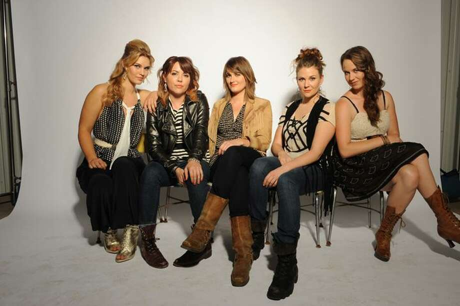 Photo Courtesy Earlville Opera House Della Mae will perform their Boston-based bluegrass at the Nelson Odeon on Friday, July 12, at 8 p.m.