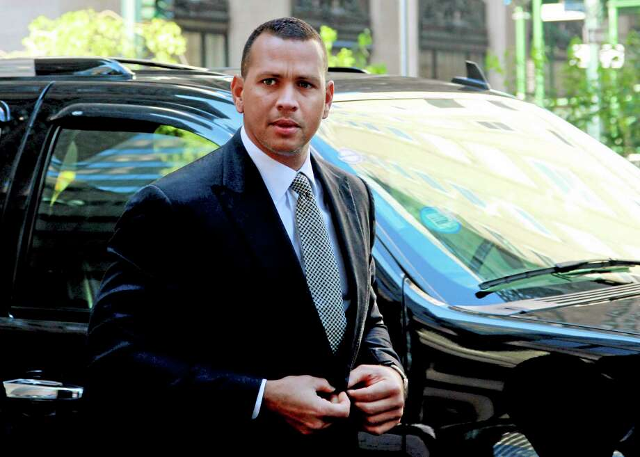The Yankees' Alex Rodriguez. Photo: David Karp — The Associated Press   / FR50733 AP