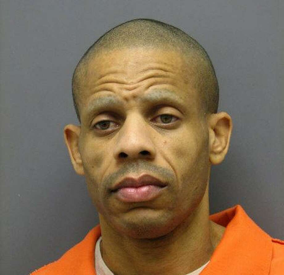 This undated handout photo provided by the Prince William County, Va., Police Department shows Aaron Thomas. Thomas, a Connecticut man who authorities blame for a series of rapes and assaults of women along the East Coast is expected to plead guilty for the first time to one of those attacks. (AP Photo/Prince William County, Va. Police Department) Photo: AP / Prince William County, Va. Police Department