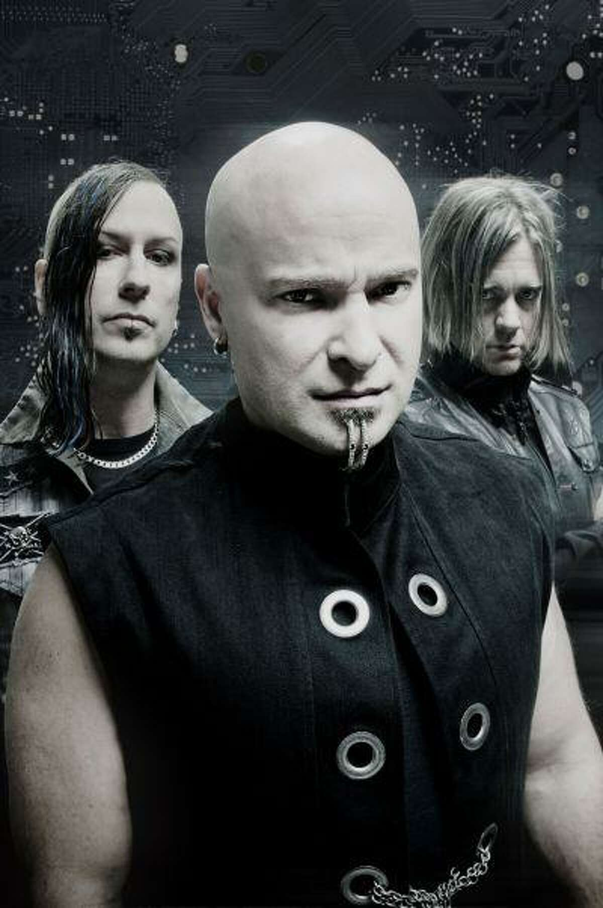 David Draiman brings together friends from other bands for Device tour. (Oakland Press)