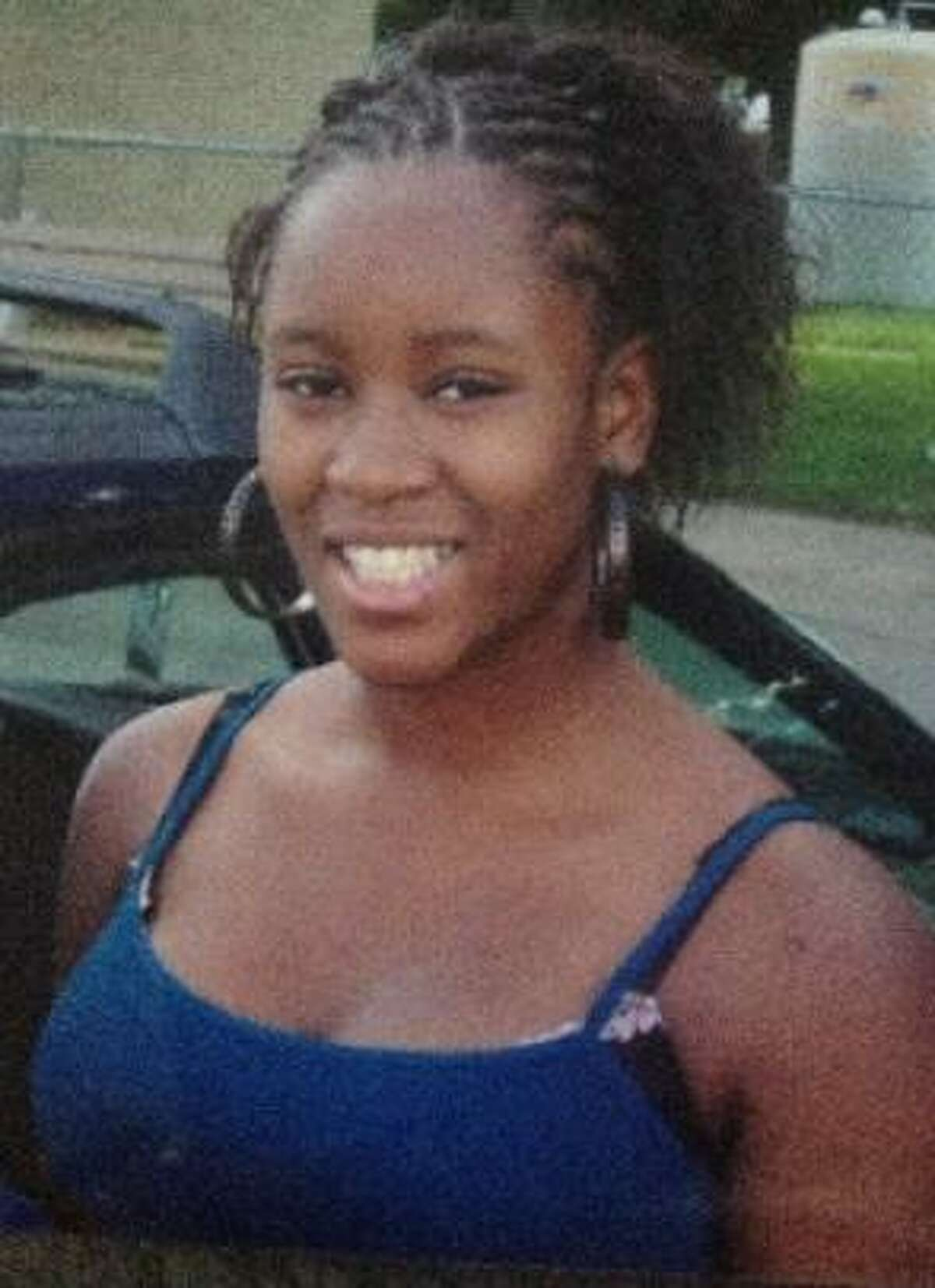 Adrianna Lee, 16, of New Haven