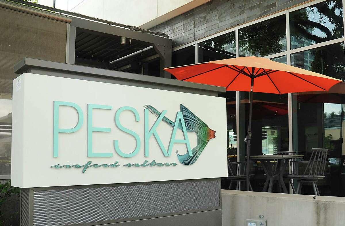 Peska on Post Oak Blvd. announced it closed on Nov. 29.