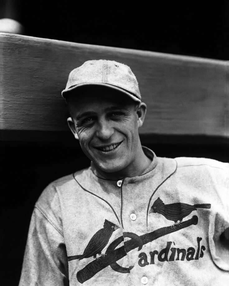 Jim BottomleyPosition: First basemanTime with the Buffaloes: 1921 Year of HOF induction: 1974 (voted in by Veteran's Committee)He hit .227 in 130 games with the Buffaloes before being promoted to the Cardinals, with whom he played 11 seasons. Bottomley also had stints iwht hte Reds and St. Louis Browns. Photo: The Conlon Collection/Sporting News Via Getty Images