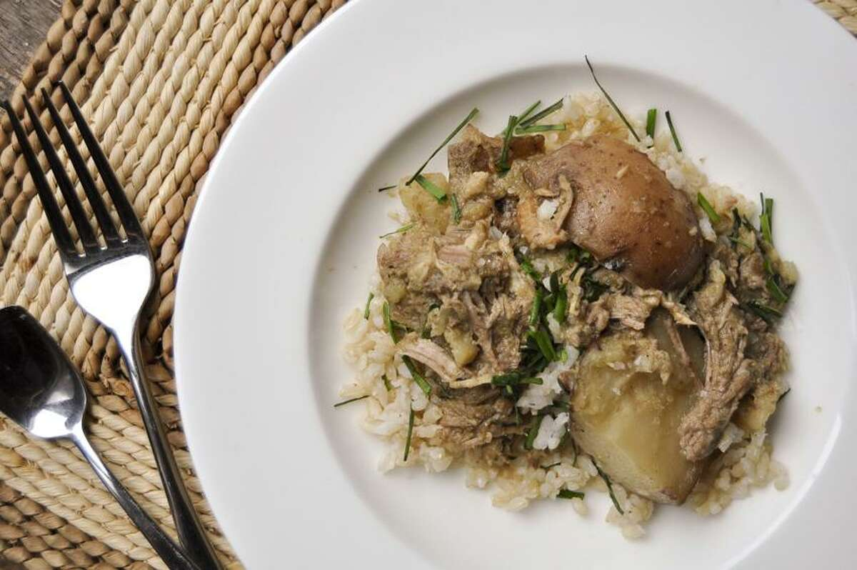 Faith Durand/TheKitchn.com photo: Slow Cooker Coconut and Green Curry Pork