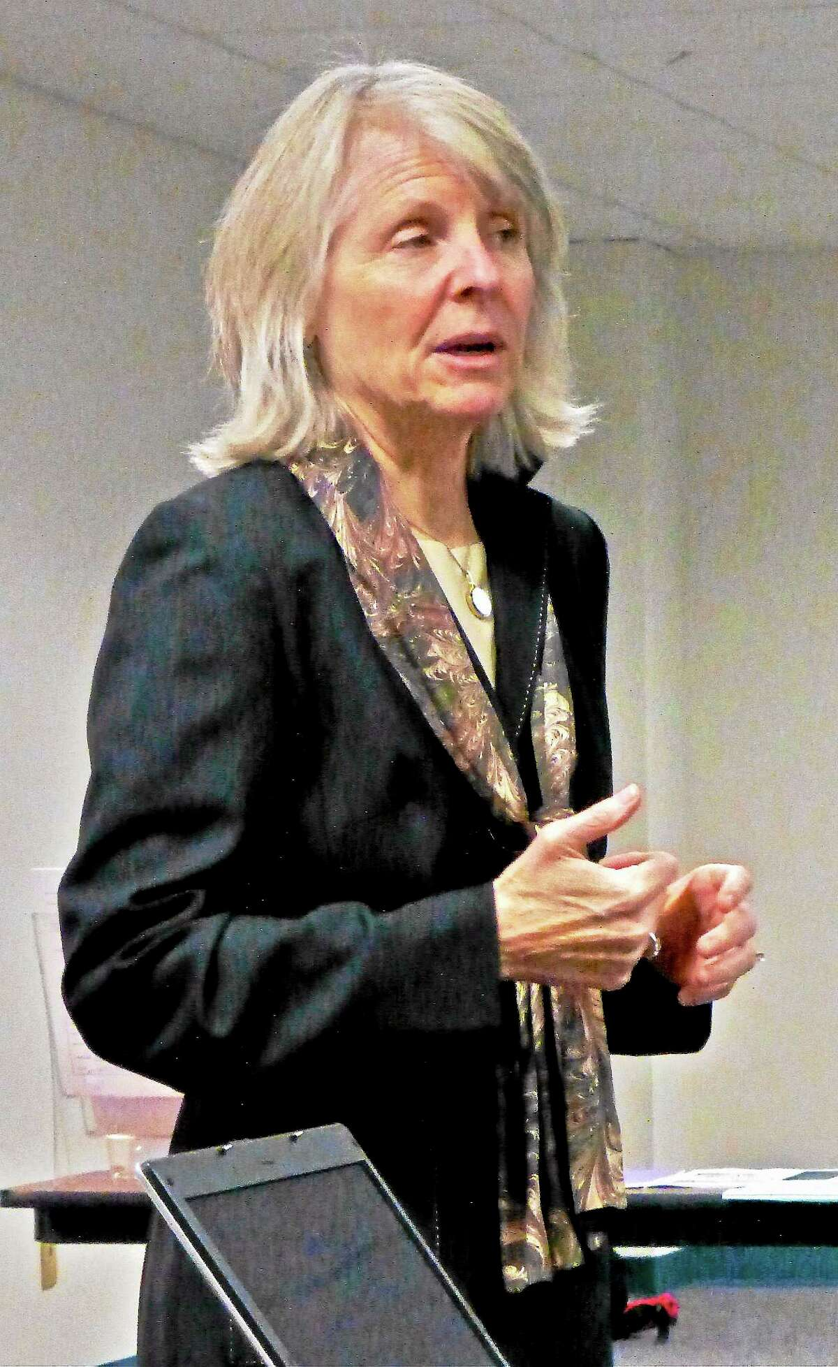 Department of Economic and Community Development Commissioner Catherine Smith