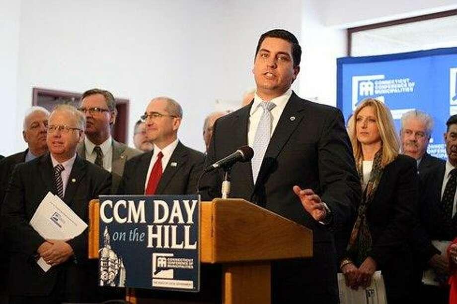 Ryan Bingham in file photo in Hartford.