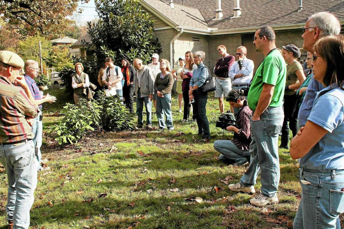Yale Marsh Botanical Garden photo Yale Marsh Botanical Garden has an open house Sunday.