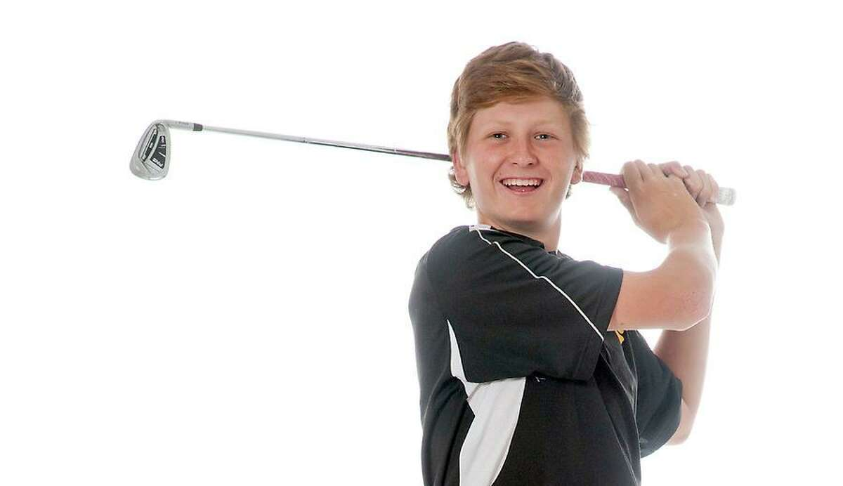 Brian CarlsonHand juniorStats: Medalist at the SCC tournament for the second straight season, this time with a 71 at Race Brook Country Club. Helped lead the Tigers to an undefeated season, the SCC tournament title and their second straight Division II state championship, where he also posted a 71 at Tallwood CC.Honors: Two-time All-Area and All-SCC selection.Off the course: Has already orally committed to play golf at Purdue University.