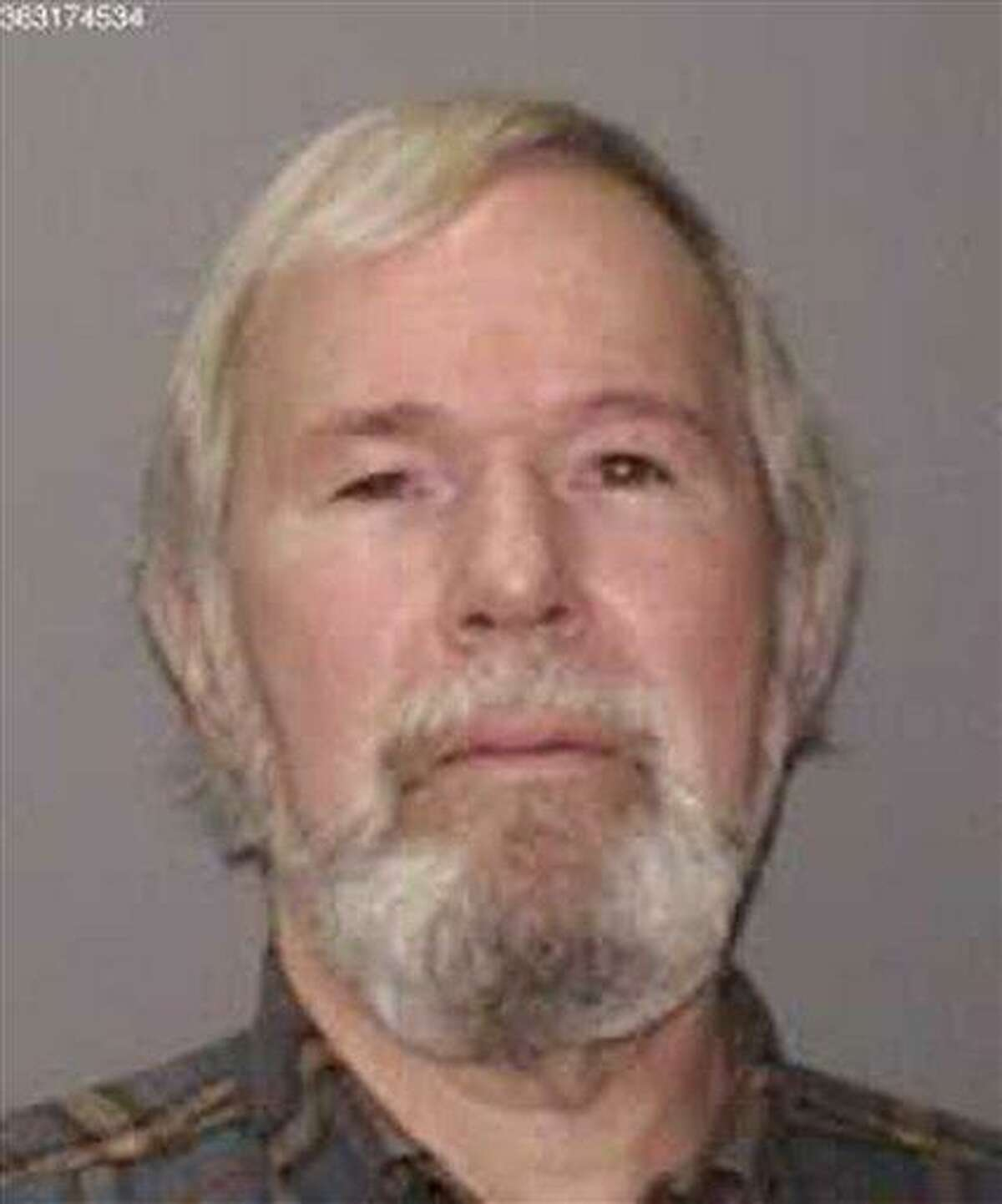 This undated photo provided by the New York State Police shows Kurt R. Meyers. (Associated Press/New York State Police)