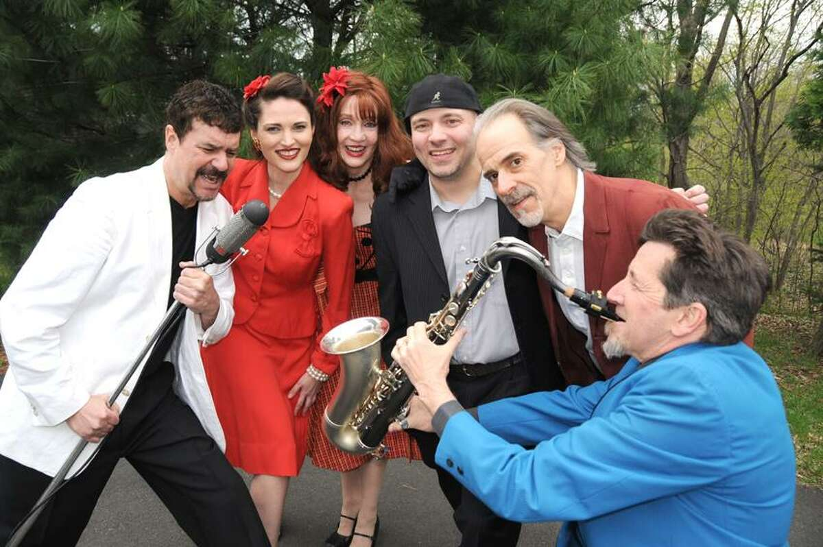 Contributed photo: Doors open at 7 p.m. Friday and the show starts at 8:30 for Eight to the Bar at Spaceland Ballroom, 295 Treadwell St., Hamden. Tickets are $10 at spacelandballroom.com. or 203-288-6400.
