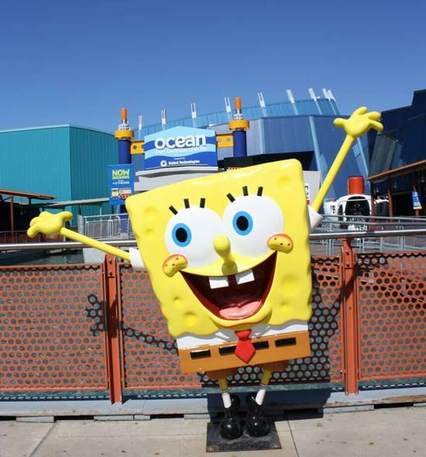 Viacom photo: Nickelodean star is ready for his closeup.