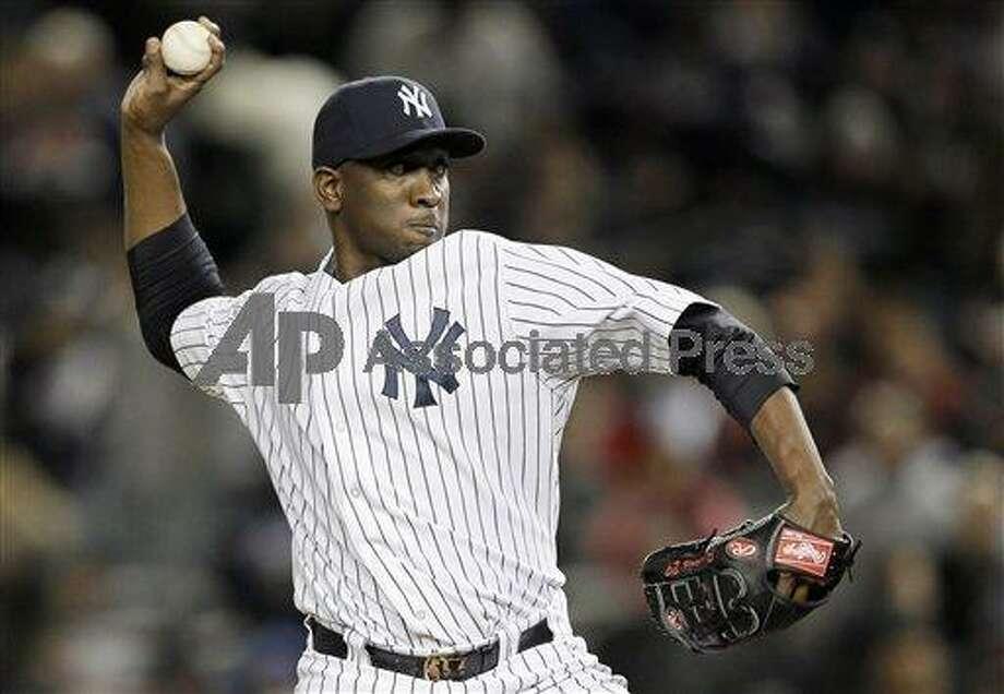 Rafael Soriano had 42 saves and a 2.26 ERA last season for the New York Yankees. The Associated Press.