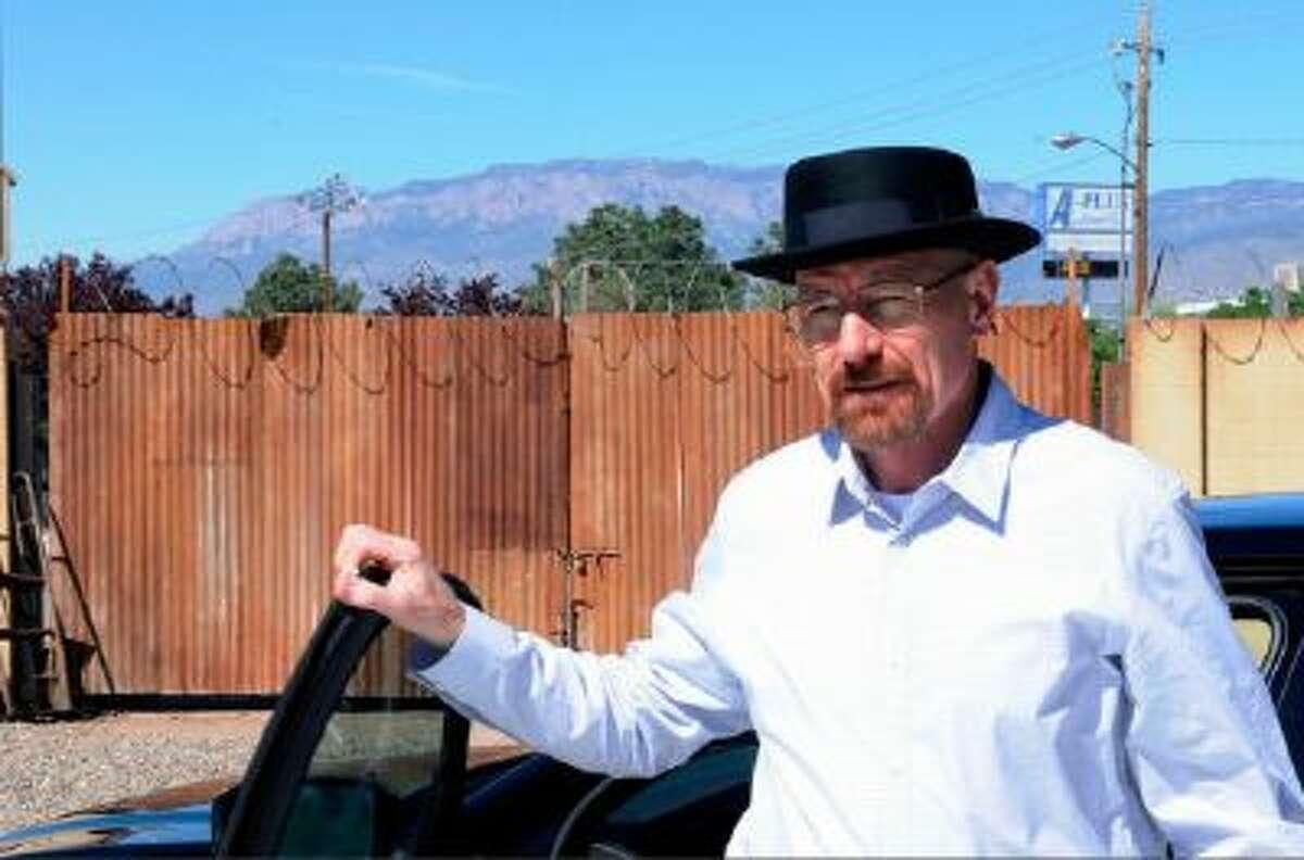 "Walter White (Bryan Cranston) - Breaking Bad_Season 5, Episode 4_""Fifty-One"""