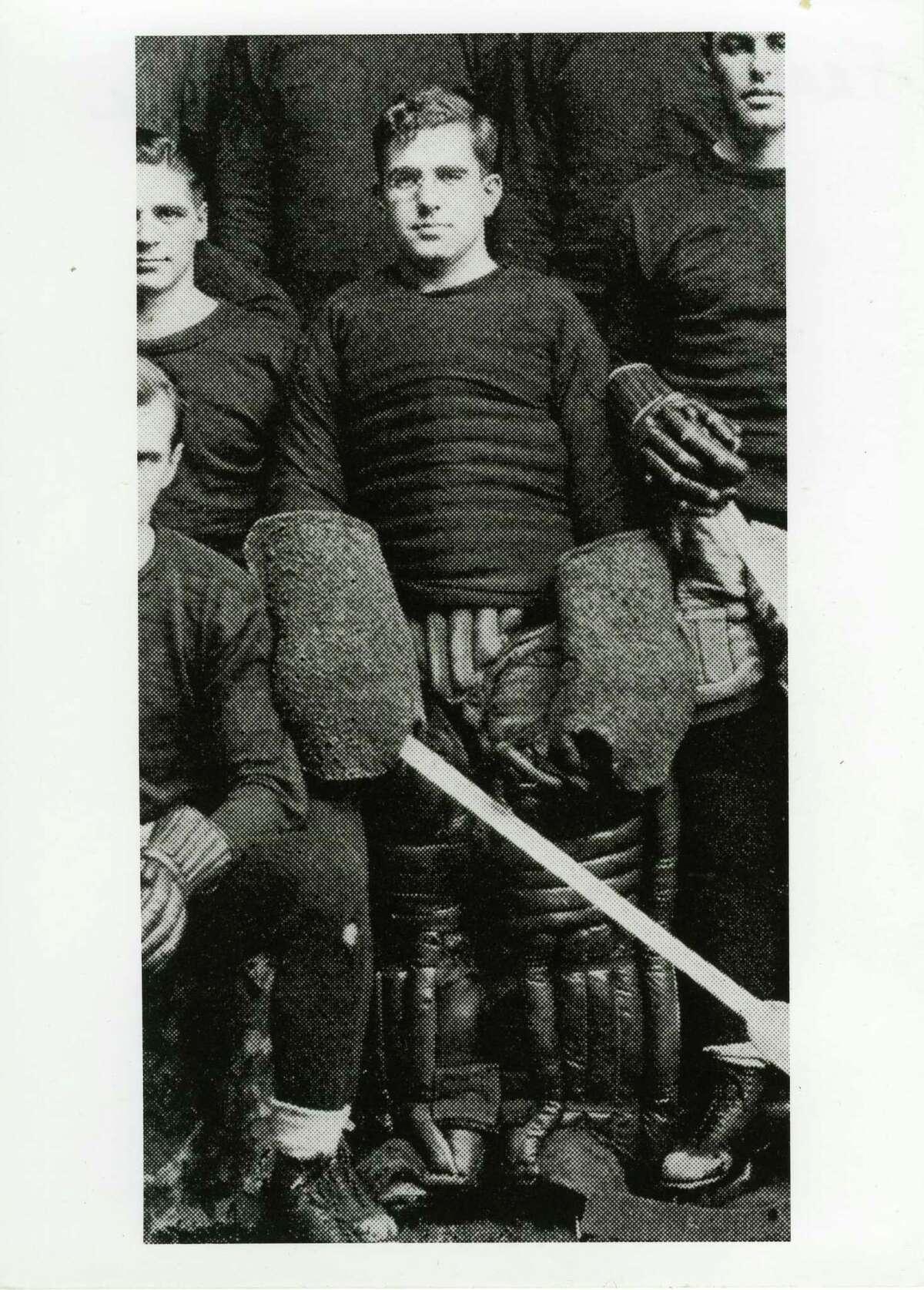 Franklin 'Tot' Farrel (Photo courtesy of Yale Athletics)