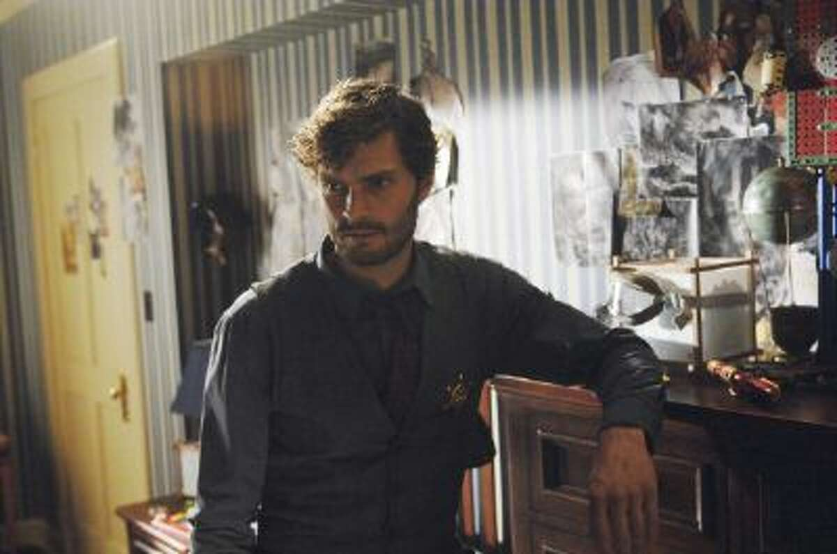 """Jamie Dornan in a scene from """"Once Upon A Time."""""""