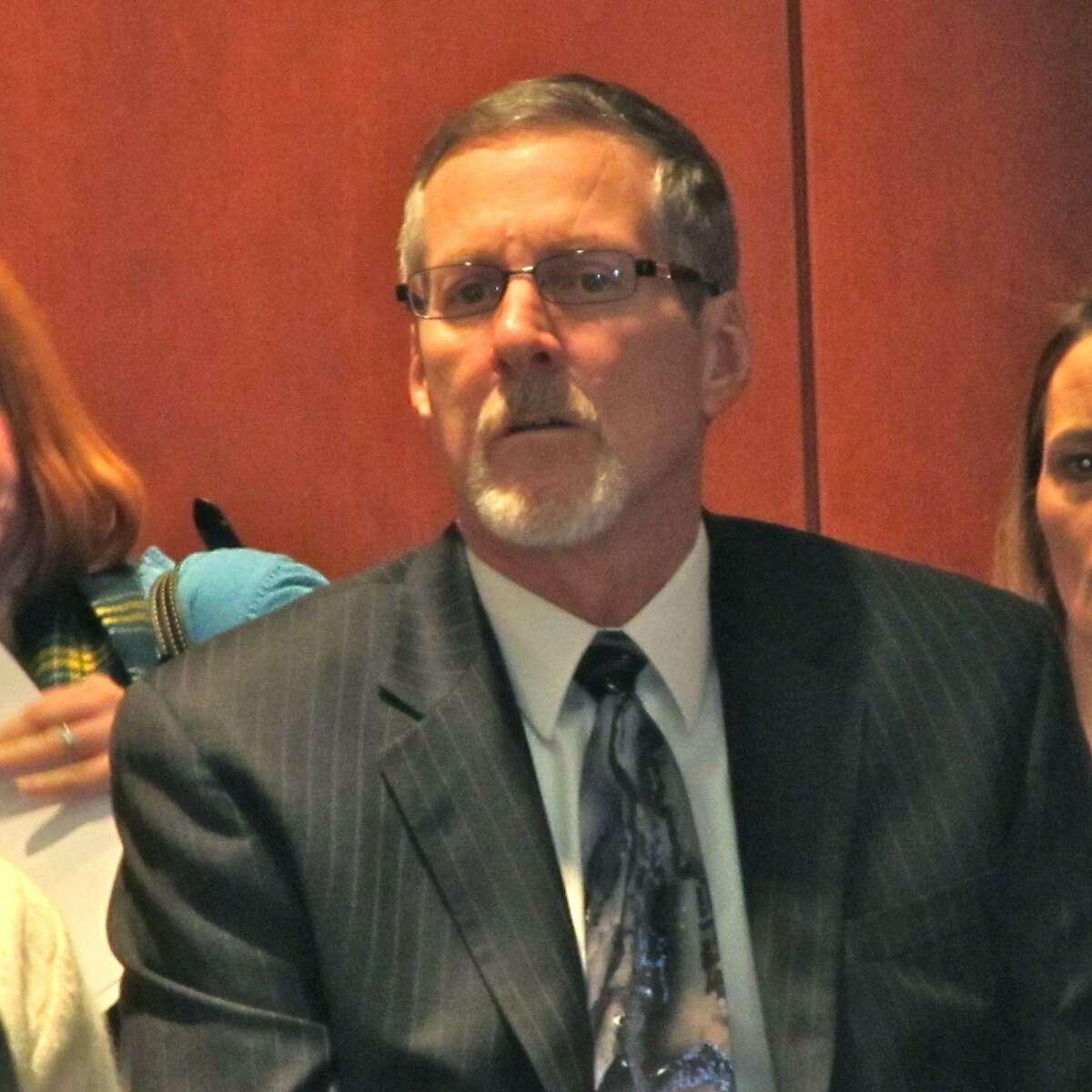 DCF's court monitor Raymond Mancuso: 'The Department will be hard pressed to address ... core needs adequately' (CTMirror.org photo)