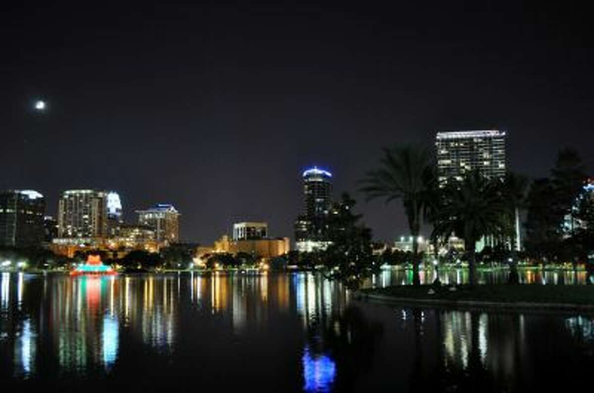Orlando, Florida has emerged as the most popular destination for New Year's Eve on online booking site Hotwire.com.