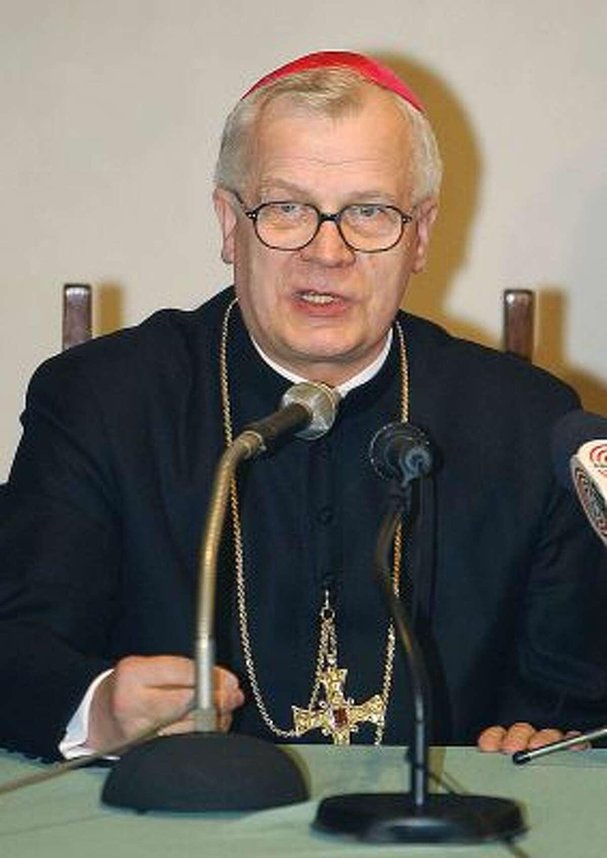 Archbishop Jozef Michalik.