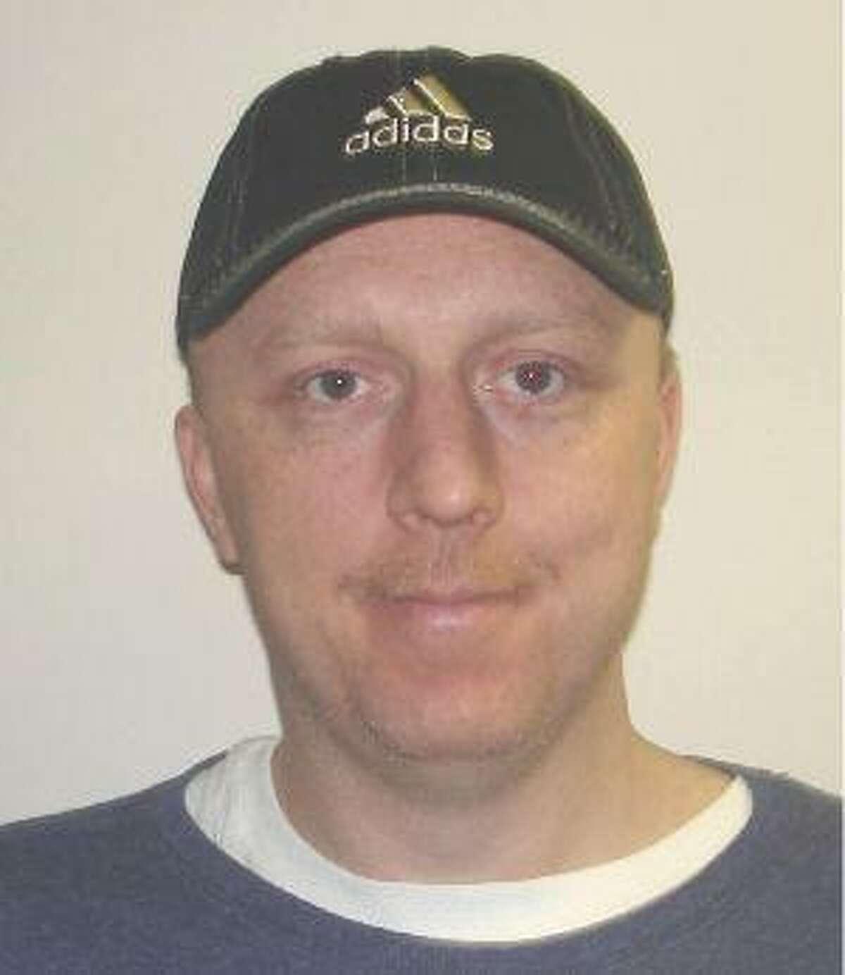Robert Cushard. Police department photo.